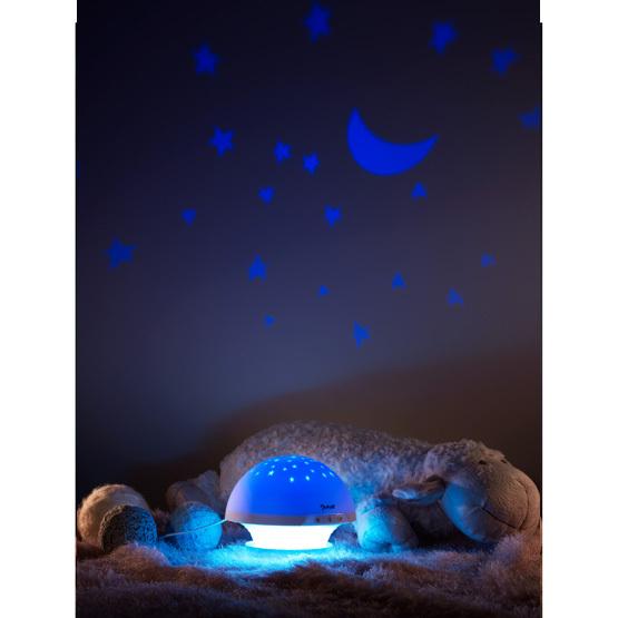 Yövalo tähtitaivas