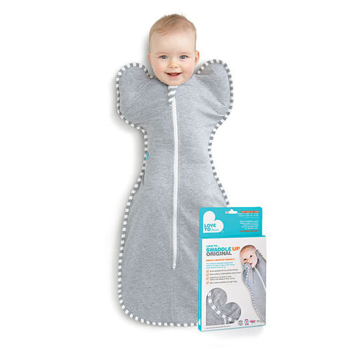 Love To Swaddle UP™ Original- kapalopussi, harmaa